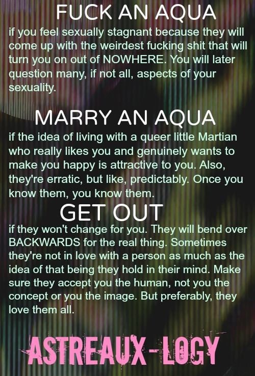 Aquarius Likes An You If To How Tell Guy