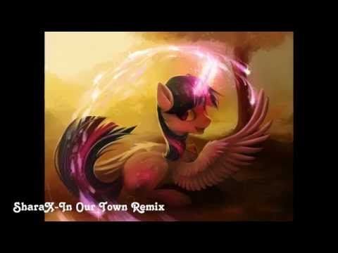 [Mlp Song Remix] Rainbow Rocks - Under Our Spell - YouTube