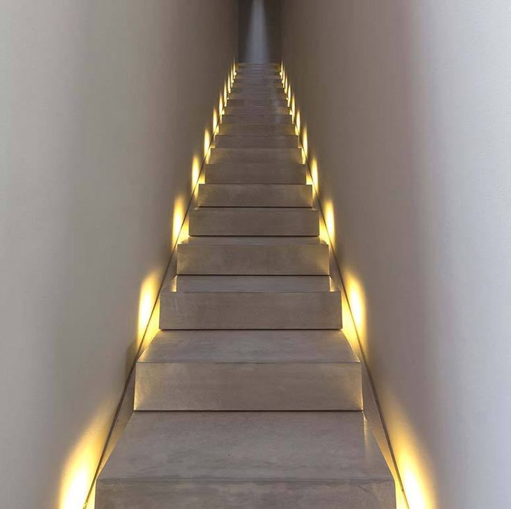 23 Light For Stairways Ideas With Beautiful Lighting [Step Lights Youu0027ll  Love]