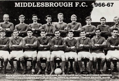 1966-1967 includes John O'Rourke and Dicky Rooks