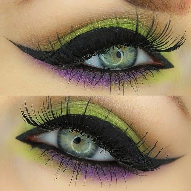 Maleficent Eye Makeup SnapWidget | Many you mentioned you couldn't view my latest video upload on #YouTube of this #Halloween inspired look created y.day ! Silly YouTube didn't like the music I added and blocked people viewing the video on their phones. I have now added approved YouTube music & it's now available to view on ▶️ www.youtube.com/KarlaPowellMua