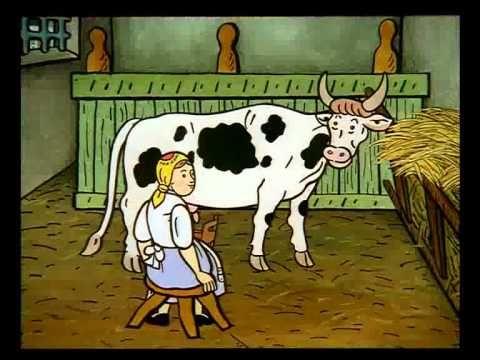 Říkadla  Kráva