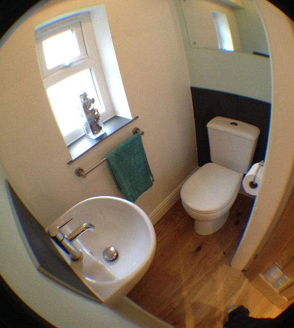 Pictures In Gallery Downstairs Toilet Installation at Leeds by UK Bathroom Guru See more http