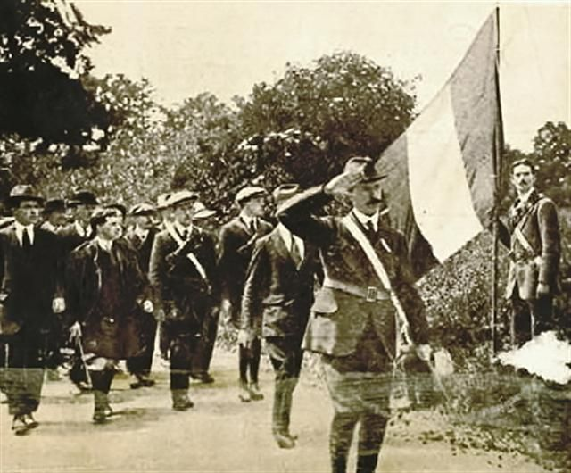 Leaders of the 1916 Easter Rising: Eámonn Ceannt - The Wild Geese