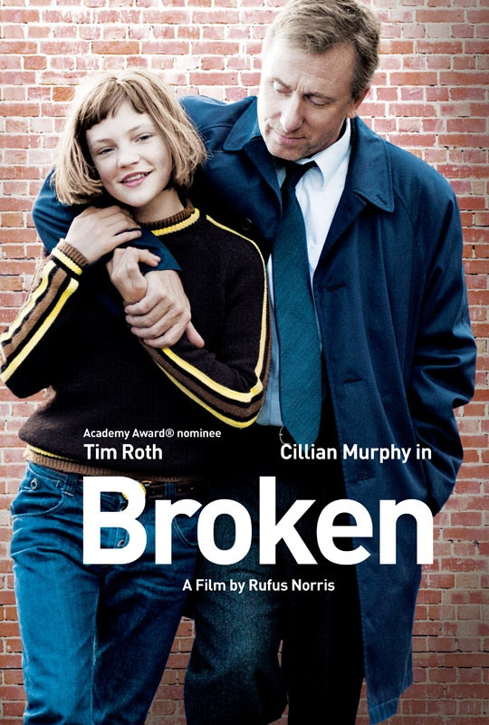 Broken (2013) just watched. Very different movie but it's totally on par with Never Let Me Go and how it made me feel. I don't even have words to express. This movie was fantastic though and I am just on thought overload now