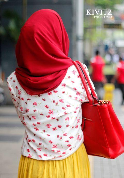 Awesome Muslim Wedding Dresses 257 | via Tumblr...