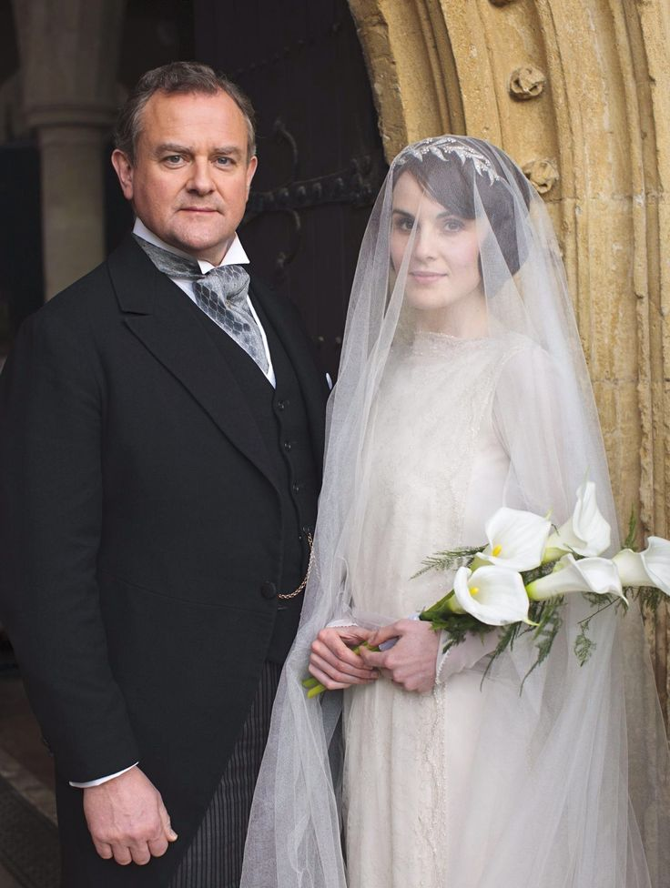Robert Crawley, Earl of Grantham and Lady Mary
