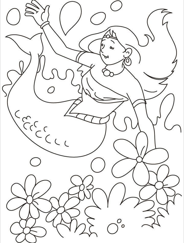 Zeemeermin Kleurplaten Om Af Te Drukken1 Barbie Malvorlagen Disney Prinzessin Malvorlagen Malvorlagen Zum Ausdrucken