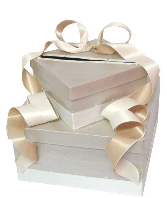 Elegant Wedding Gift Card Box : wedding gift card box gift card boxes gift cards wedding card boxes ...