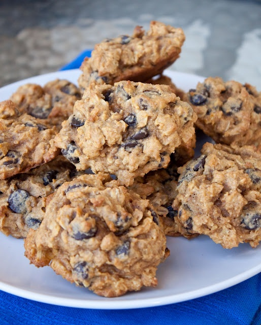 Pumpkin Oatmeal Chocolate Chip Cookies: Recipe, Oatmeal Chocolate Chips, Pumpkin Oatm Chocolates, Chocolates Chips Cookies, Sweet Treats, Pumpkin Oatmeal,  Grifola Frondosa, Chocolate Chip Cookies, Oatmeal Chocolates Chips