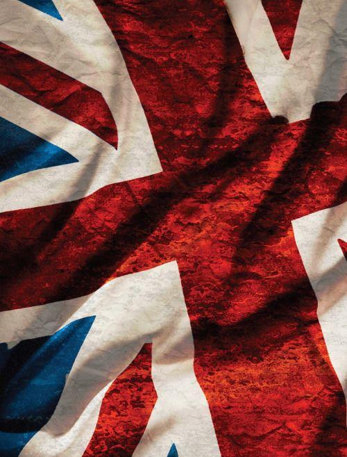 England. Love the Union Flag.