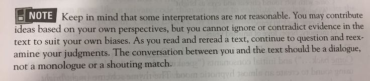 Found this nugget of absurdist humor in an English textbook. http://ift.tt/2jDkzDj