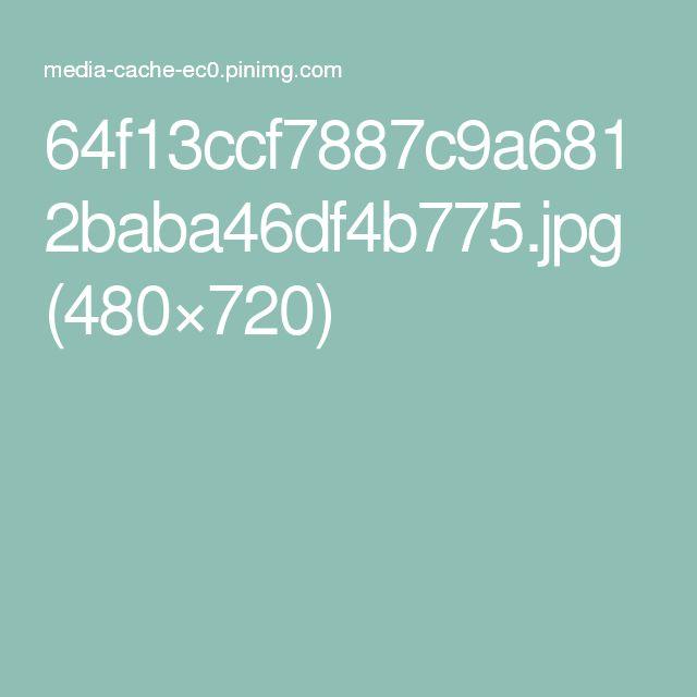 64f13ccf7887c9a6812baba46df4b775.jpg (480×720)