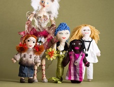dolls for unicef, must do one!