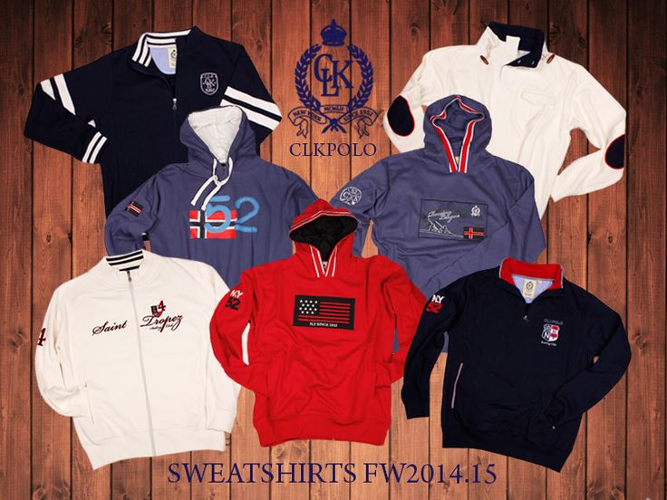 Sweatshirts CLKPolo FW2014.15