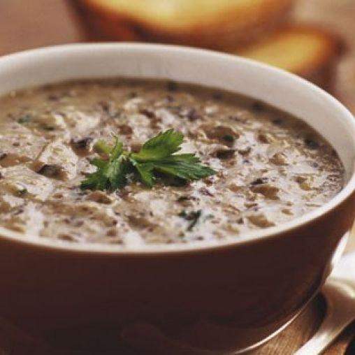 Mushroom soup | Healthy Food Guide