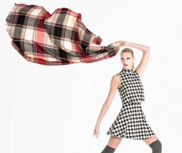 #BLANCO Tartan Collection. Nov´15 www.blanco.com