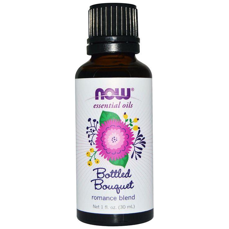 Bottle Bouquet Essential Oil Blend Now Foods 1 fl oz Oil *** Review more details here : NOW essential oils