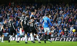 Scottish roundup: Martyn Waghorn scores dramatic winner for Rangers - http://footballersfanpage.co.uk/scottish-roundup-martyn-waghorn-scores-dramatic-winner-for-rangers/