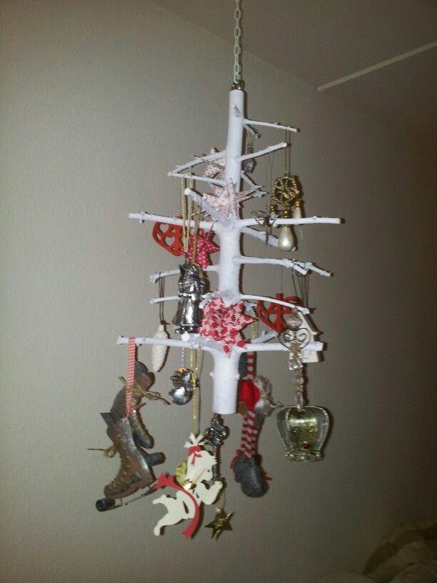Genbrug af juletræ