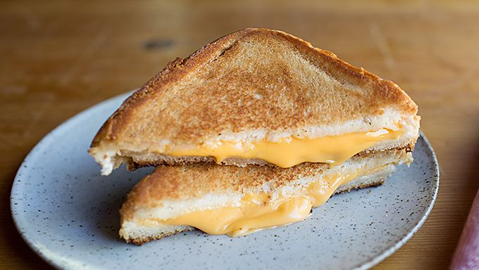 How To Make A Grilled Cheese - Tablespoon