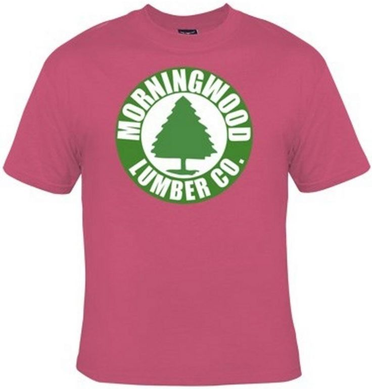 Morning Wood Lumber Company T-Shirt Women's