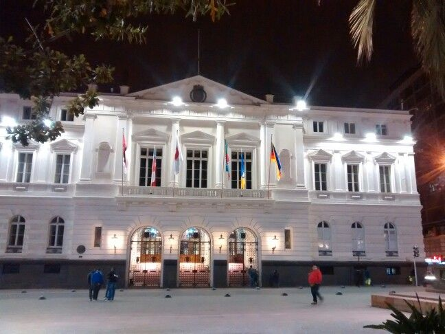 Municipalidad de Santiago, Chile