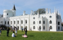 Strawberry Hill - Horace Walpole's Gothic Castle