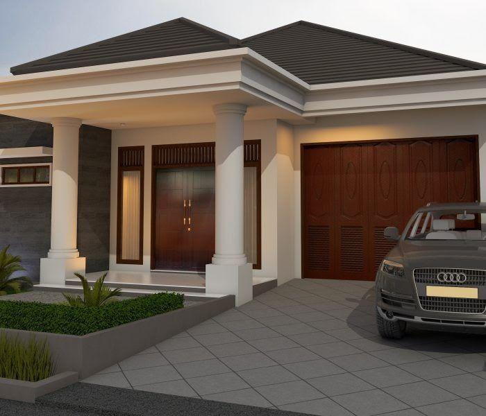 Wow 30 Gambar Rumah Minimalis Klasik Terbaru Model Rumah Minimalis Terbaru Archives Jasa Arsitek Rumah Jasa Di 2020 Desain Eksterior Desain Rumah House Blueprints