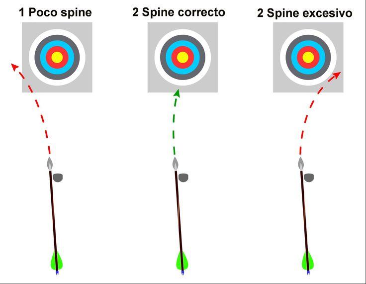 Paradoja del arquero (Archer paradox): Instantes iniciales del vuelo de la flecha en los que ésta se flexiona para salir del arco sin rozar con él. Tiene que ver con el índice de rigidez y flección…