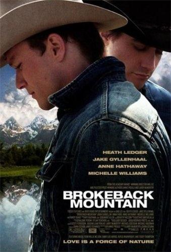 Brokeback Mountain - Afastados por um tempo e tentando viver suas vidas com suas mulheres, Ennis e Jack se vêem impelidos a se ver de novo. A trajetória de um amor impossível e diferente dos já usuais romances que vemos em Hollywood é a trama de O Segredo de Brokeback Moutain, filme de Ang Lee que levou oito indicações ao Oscar e sai como grande favorito na festa da Academia.