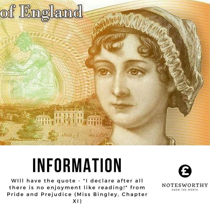 Did you know? The.new #tennote will have a #quote from #prideandprejudice Check out notesworthy.co.uk #linkinbio Use are #banknote value checker to find out the value of your #banknotes. We focusing on #english #polymer #papermoney. Like the #newfivepoundnote and the #newtenpoundnote. Visit our site now #collectors #hobby #collect #pounds #gbp #Churchill #janeausten #bankofengland
