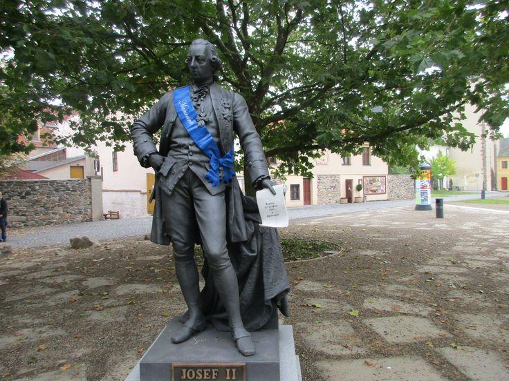 Josef II .- Kadaň - Česko