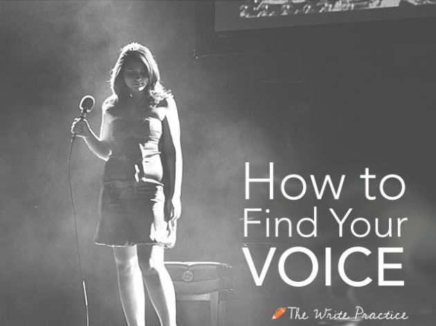 10 Questions to Find Your Unique Writing Voice