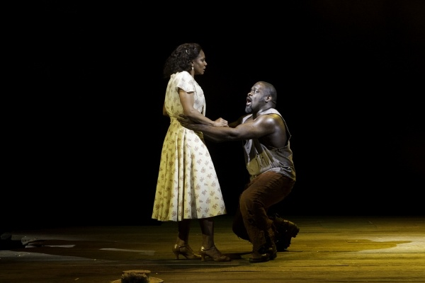 The Gershwins' Porgy and Bess Production Photos: Audra McDonald and Phillip Boykin