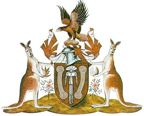 Coat of Arms of the Northern Territory, #Australia | #heraldry