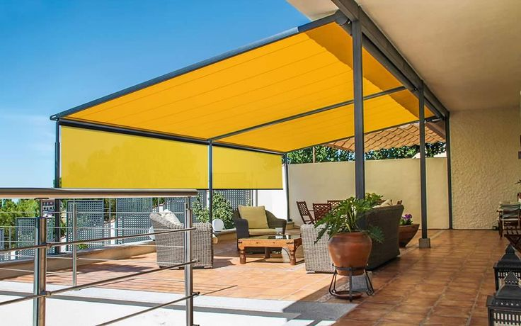 Markilux Pergola 110 / 210 Fabric Roof Awnings Roché