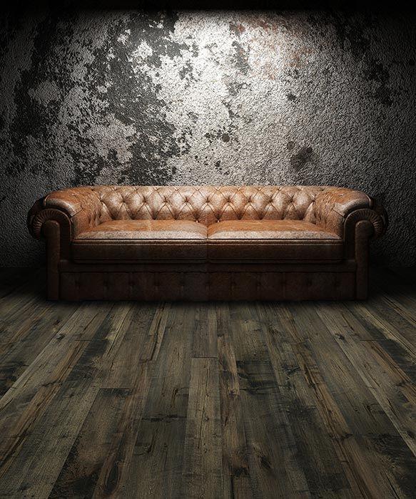 Baccara Monterey Hardwood Flooring In A Living Room By Hallmark Floors