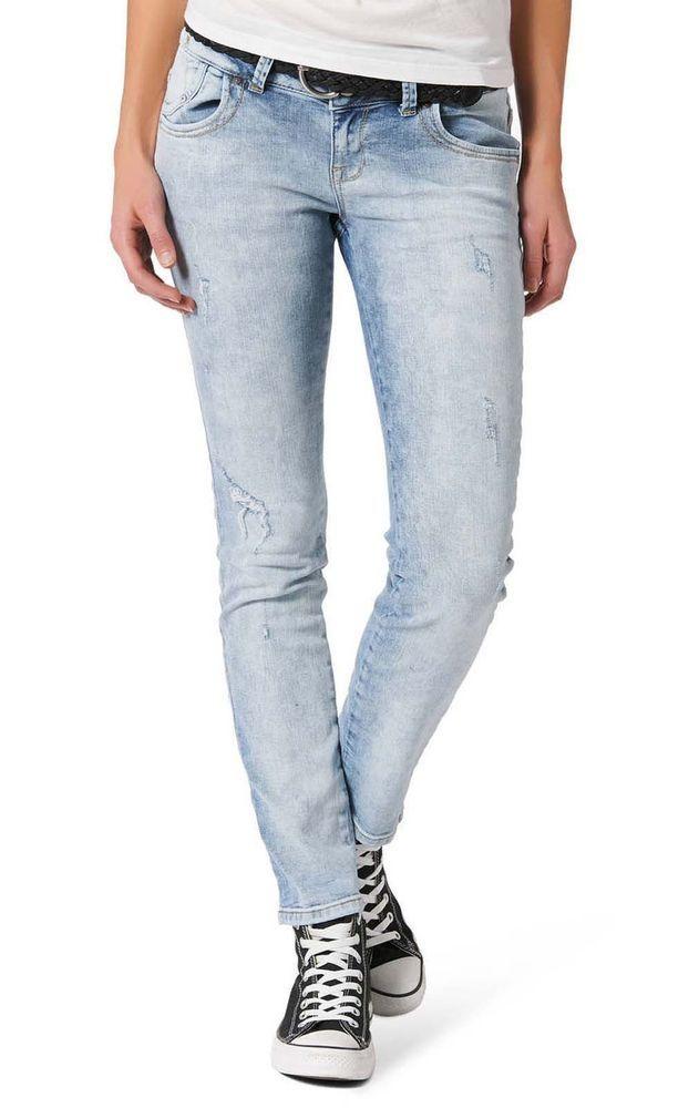 LTB Damen Jeans Molly Ella Wash hellblau Neu Gr.W30/L34