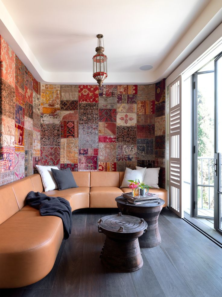Sitting Room - Cremorne House by Decus