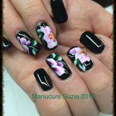 Fleur veronique cloutier | One stroke 2016 | Pinterest
