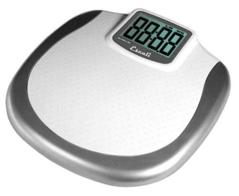 Escali Extra Large Display Digital Bath Scale. 17 Best images about Fitness Scales on Pinterest   Measuring scale