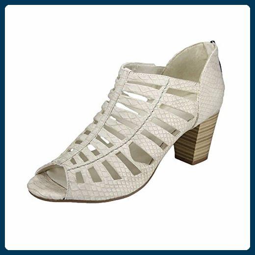 Gerry Weber Shoes Lotta 05 G13005-830-200 Größe 40 Beige (hellbeige) - Sandalen für frauen (*Partner-Link)