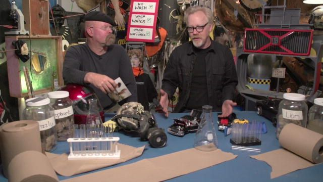MythBusters: Science vs Scientific Method : Video : Discovery Channel
