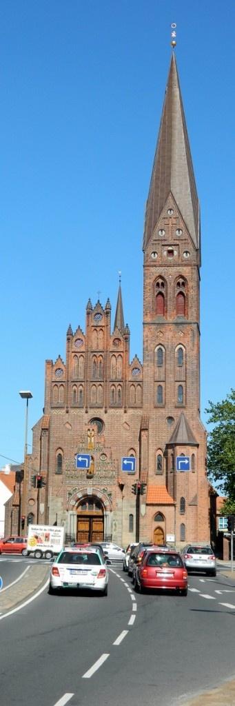 St. Albans Church, Odense, Denmark