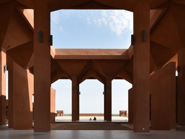 Gallery of General Hospital of Niger / CADI - 1