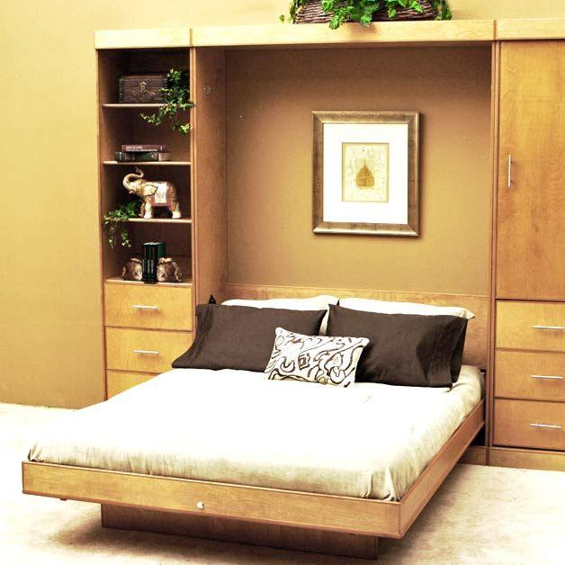 Cheap murphy beds murphy beds pinterest - Pinterest murphy bed ...
