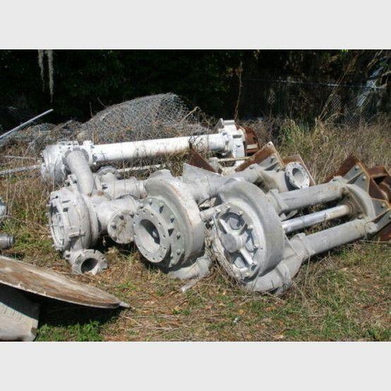 Proveedor de bomba de sumidero a nivel mundial | Bomba de sumidero vertical de 4 in a la venta - Savona Equipment