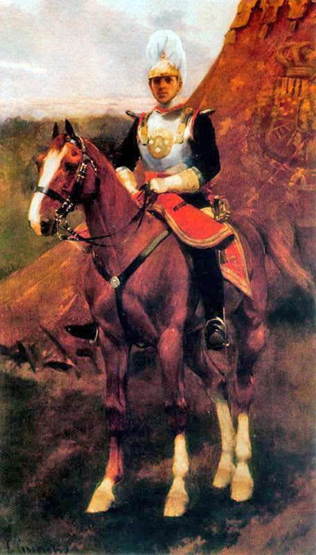 Alfonso XIII, Josep Cusachs Cusachs