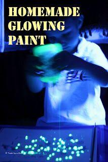Glow Agua y perlas de agua ~ Aprenda Juego Imagina